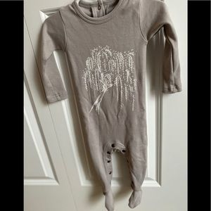 New with tags LovedBaby Footie